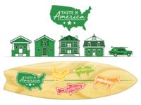Taste of American Campaign