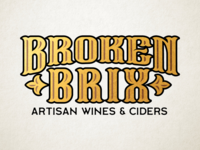 Broken Brix Logo Concept
