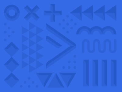 Beveled pattern exploration