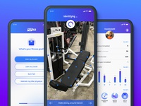 FitAR: Fitness App Concept