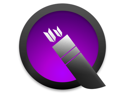 Idea for updated Quiver Icon concept macos icon
