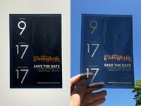 Transform Gala - Save the Date - 2017