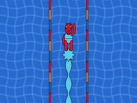 Strong Swimmer