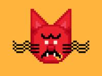Crimson Cat - 2