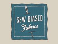 Sew Biased Logo