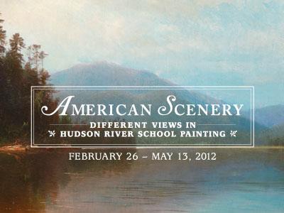 American Scenery logo