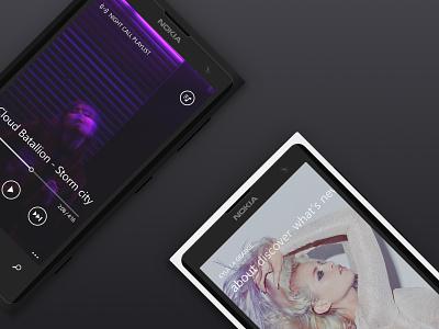 Sleeve Music microsoft metro music sleeve nokia windows phone