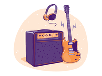 Rock On, Dribbble!