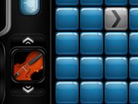 SoundZen instrument changer