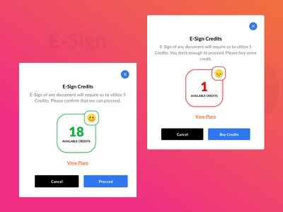 Dribbble Post 2 simplicity experiencedesign experience emotional design popup uidesign ux design
