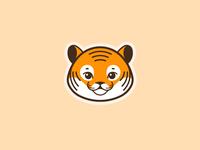 Little tiger logo