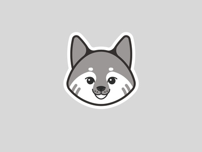 Little wolf logo