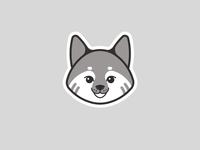 Little wolf logo
