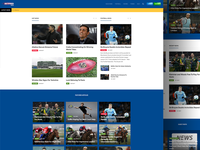 Betfred Blog Redesign