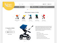 E-commerce products for babies & kids