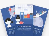 Flights app