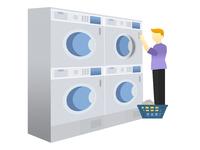 Illustration Laundry