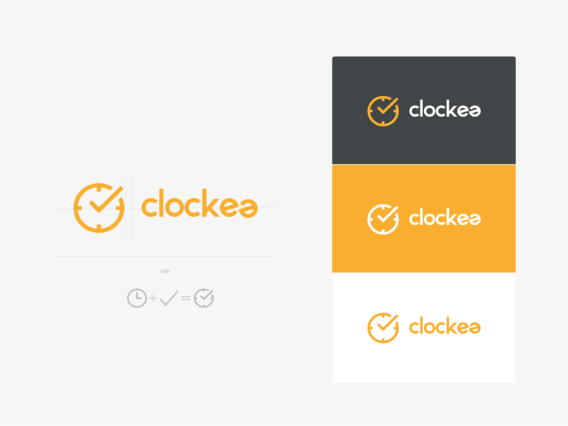 Clockea app logo
