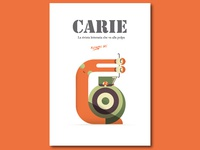 Cover Carie Magazine