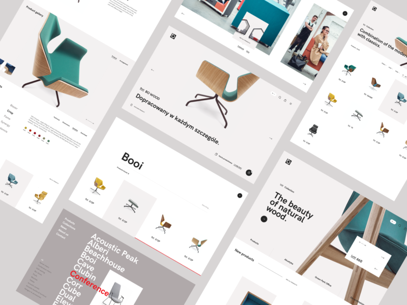 Bejot - office furniture manufacturer (Behance Case) chair black  white minimalistic chair design armchair furniture office wood conference black geometric simple product web flat clean animation shop home slider