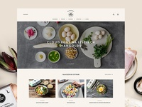 Eggsperci - an egg blog