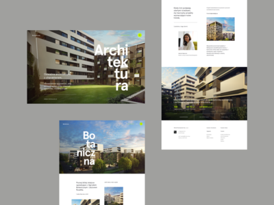Botaniczna's homepage