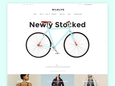 Minimal Shop Exercise minimal shop ecommerce