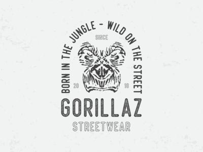 Gorillaz Streetwar