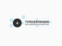 Typeverywhere Logomark