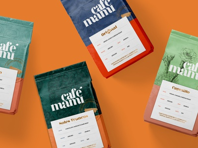 Rebranding of Cafe Mami
