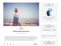 Dum - Responsive Blog WordPress Theme