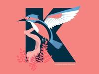 36Days of Type - K