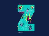 36Days of Type - Z