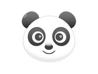 PandaTV brand  emoji ---bigger version