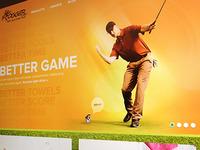 Golf Homepage 3