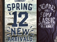 Spring  '12 New Arrivals