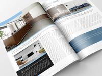 Woodsafe Magazine Part IV riverpixels design corporate indesign layoutdesign pantone magazine cover magazine ad print layouts layout exploration layout design magazine layout magazine illustration magazine design magazine