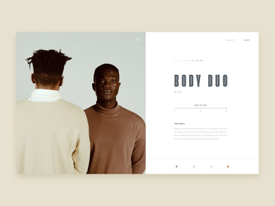 Natural Store - Product Page - market place white fashion ecommerce shop interface web design design website ux ui typography branding