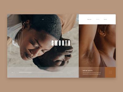 Natural - Shop - natural designer interface market place ecommerce fashion web design design website ux ui typography