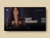 Venue website