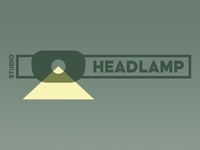 Studio Headlamp - Badge