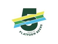 5 Years of Platform Beers