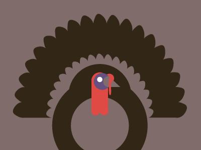 Young Turks Be Free illustrator vector art thanksgiving turkey