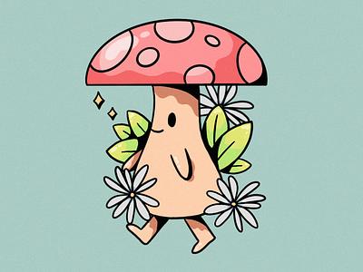 shrumbo shrumbo illustration ooblets