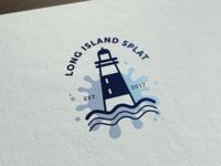 Long Island Splat Logo