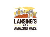 Lansing's Amazing Race 2 Yellow & Orange