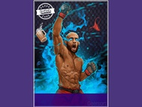 Mightymouseufc125 Kappa card illustration