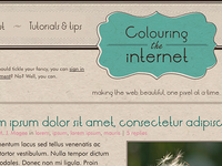 Colouring the Internet