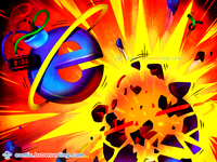Internet Exploder