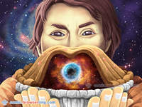 Carl Sagan's Apple Pie